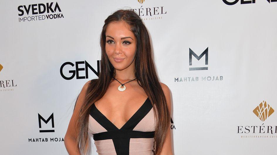 Nabilla : Comme Kim Kardashian, elle s'essaie aux créations d'Azzedine Alaïa
