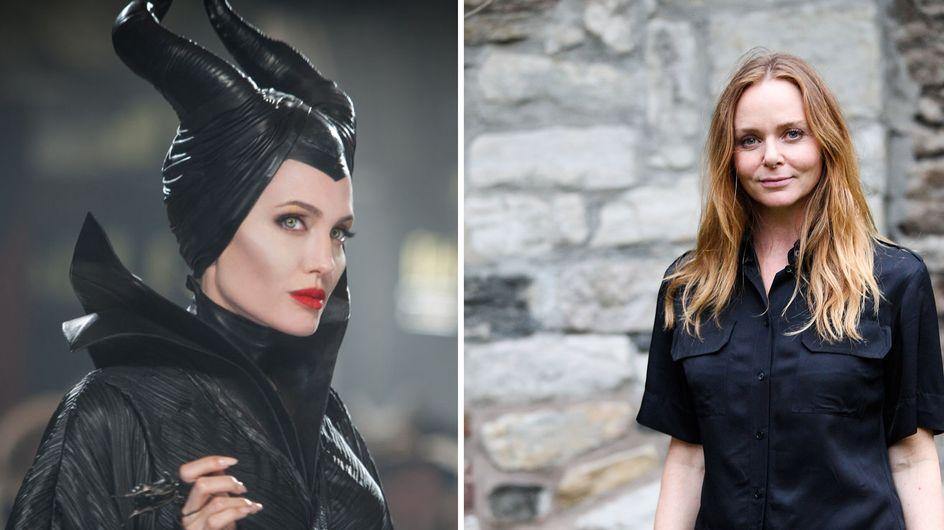 """Angelina Jolie firma la linea """"Maleficent Kids"""" con Stella McCartney"""