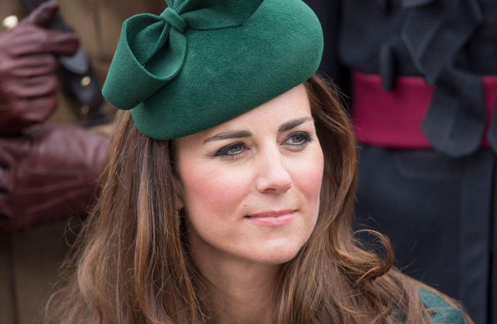 Kate Middleton : Elle a raté une des premières fois de George