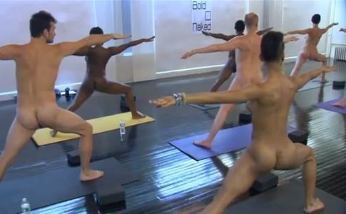 Yoga nu ou Nagna Yoga
