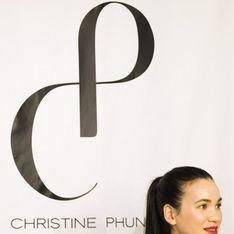 Christine Phung et sa nouvelle collection aux Galeries Lafayette