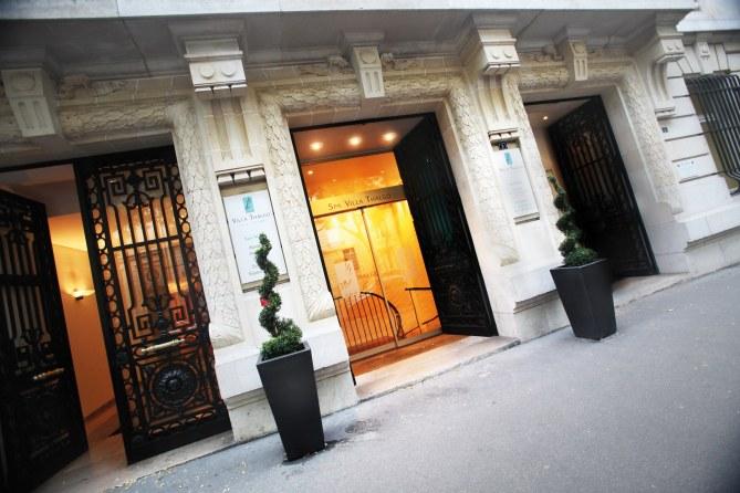 La Villa Thalgo à Paris