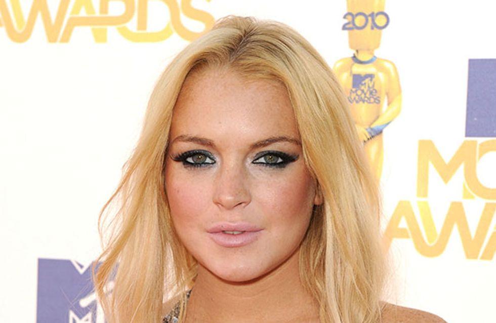 How I Met Your Mother : Les acteurs se font casser la figure par... Lindsay Lohan ! (Vidéo)