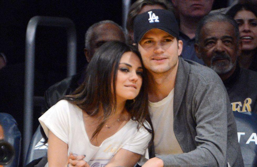 Mila Kunis und Ashton Kutcher: Babyplanung bereits seit einem Jahr?