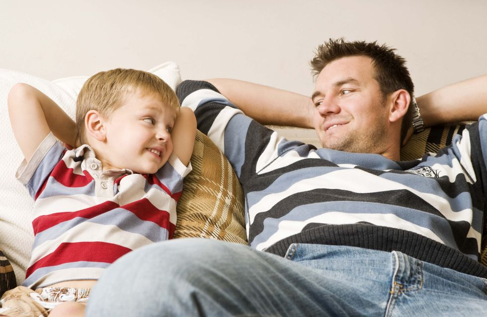 Père fils : que partagent-ils ?
