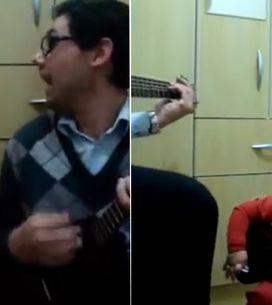 Video/ Questo bimbo prodigio che canta i Beatles non può che farti ridere, anche