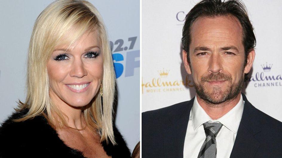 Luke Perry e Jennie Garth sono una coppia? I rumors sui due attori più amati di Beverly Hills 90210