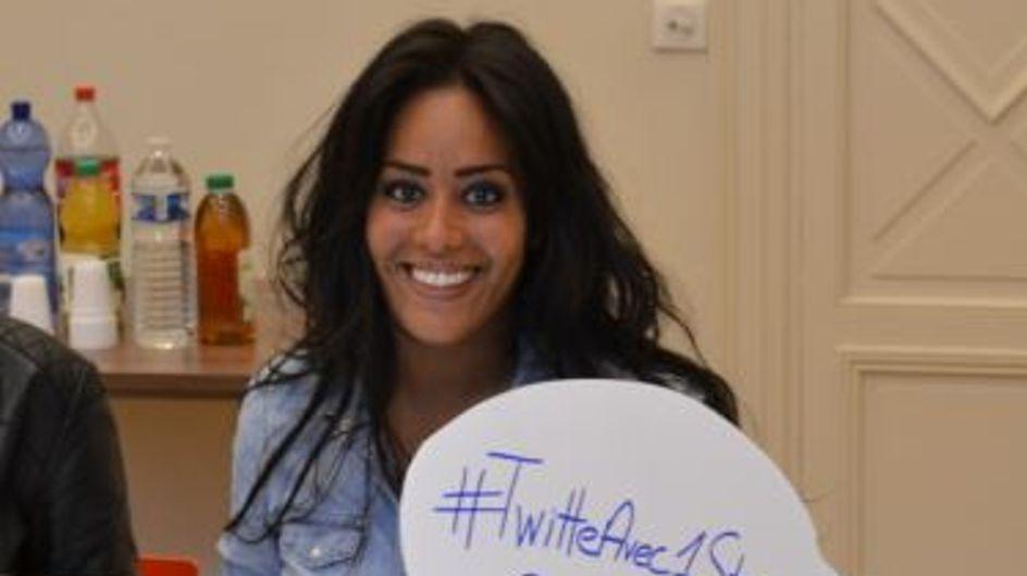 Amel Bent : Tout ce qu'elle nous a dévoilé pendant son chat Twitter !