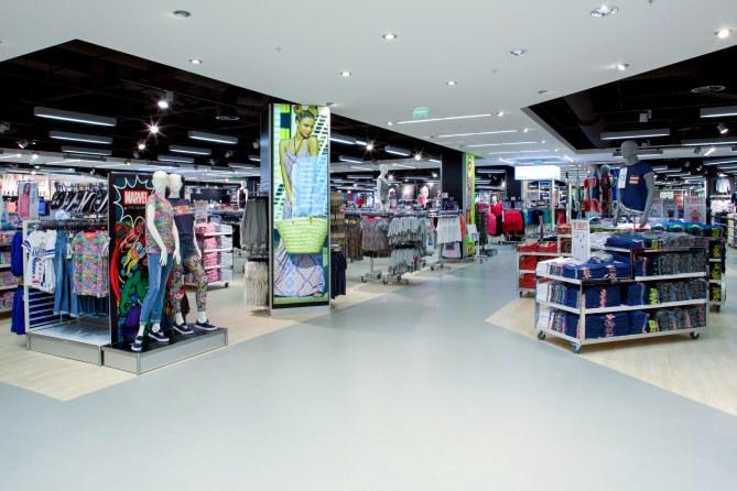 Le magasin Primark ouvre ses portes à O'Parinor