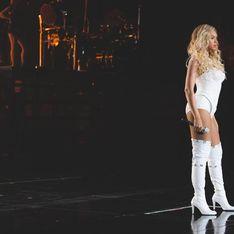 Beyoncé : En larmes lors de son dernier concert (vidéo)