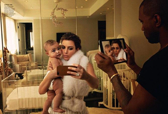La fameuse photo sur laquelle Kanye West devrait apparaître