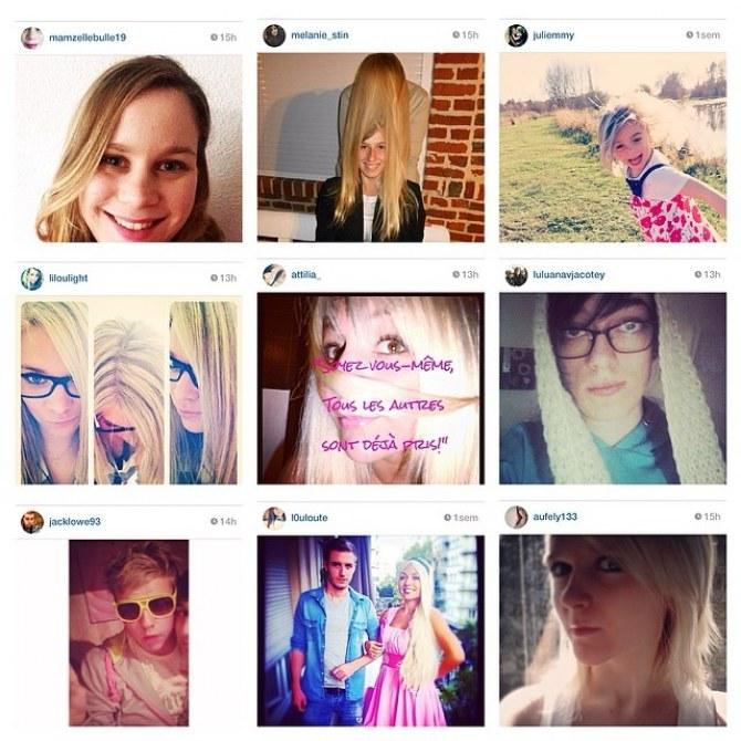 Les fans d'Alizée passent au blond