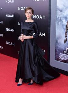 Emma Watson à l'avant-première de son dernier film Noé