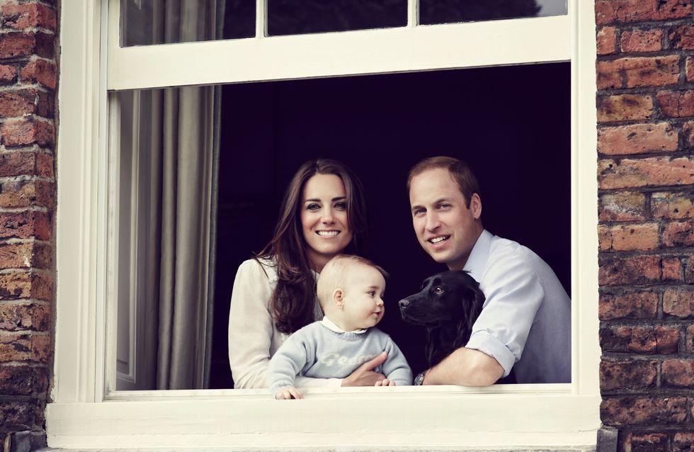 Kate et William : Ils dévoilent une nouvelle photo de George