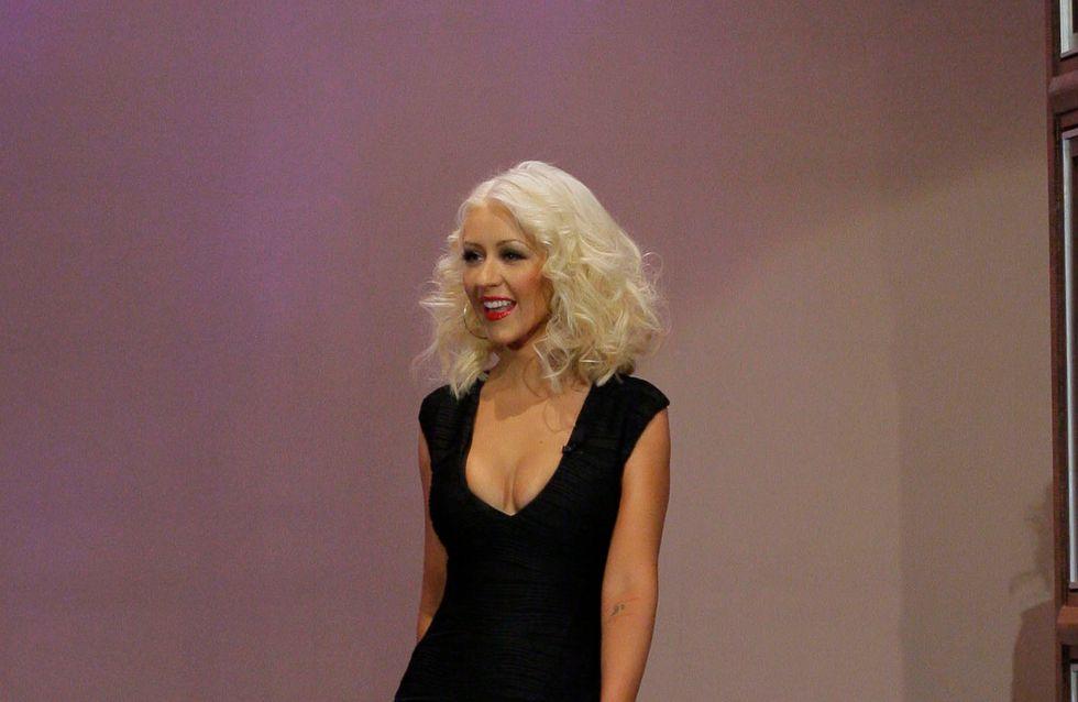Christina Aguilera enceinte : Fille ou garçon ?