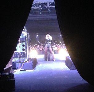 Christina Aguilera en Malaisie