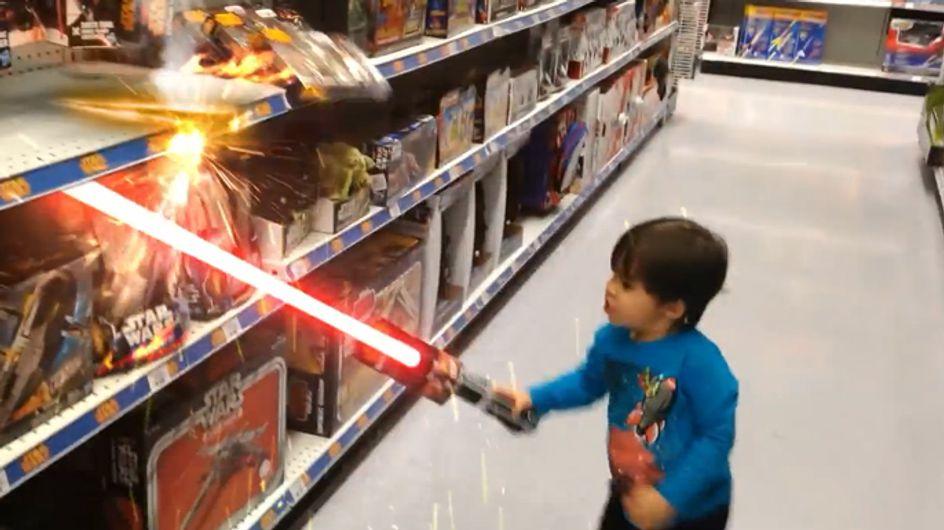 Action Movie Kid: Dieses geniale Trick-Video müsst ihr sehen!