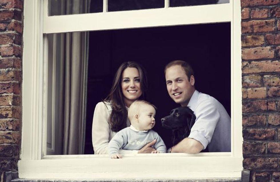 Kate Middleton : George sera un vrai Prince pendant leur voyage !
