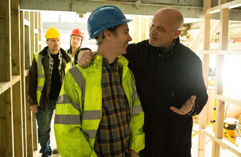 Coronation Street 7/04 – Owen is pushed to the edge
