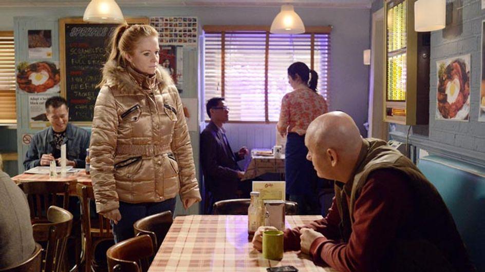 Eastenders 08/04 – Bianca apologises for her outburst