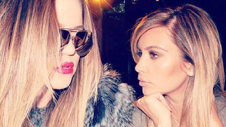 Kim Kardashian : Sa soeur Khloé aurait une relation avec Kanye West
