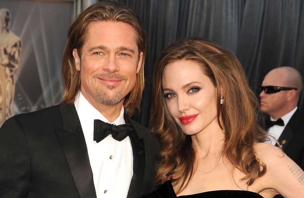 Angelina Jolie et Brad Pitt : Des tatouages en guise d'alliances pour leur mariage ?