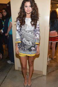 Selena Gomez 2014 Nickelodeon Kids' Choice Awards