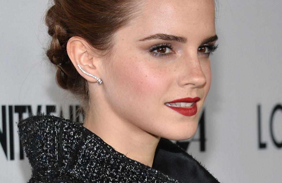 Emma Watson : Elle refuse de sortir avec un homme connu