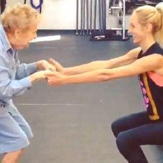 A 97 ans, cette grand-mère te donne une bonne leçon de fitness (vidéos)