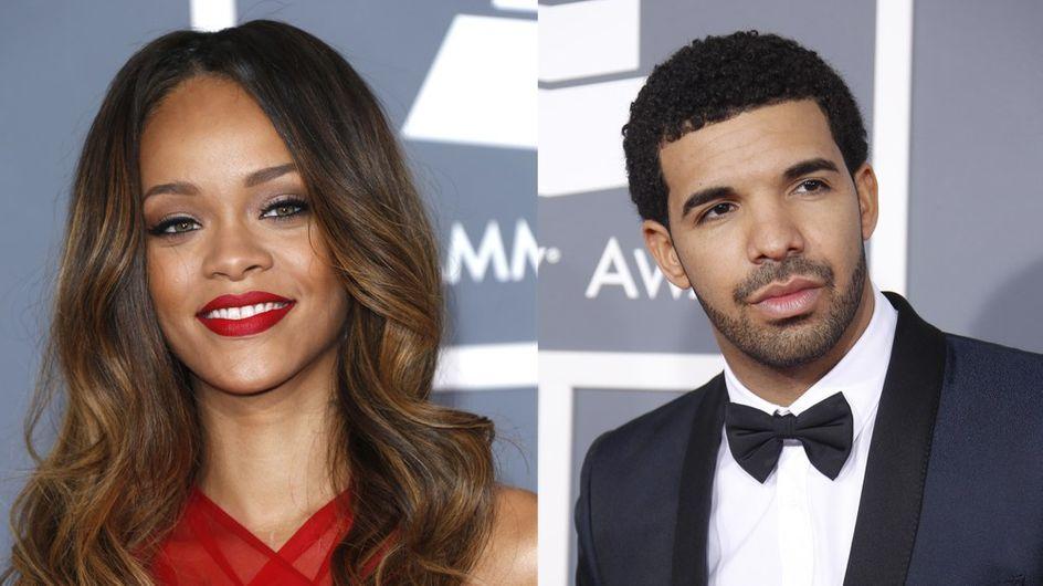 "Rihanna : ""Complètement folle de Drake"""