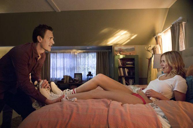 Sex Tape avec Cameron Diaz et Jason Segel