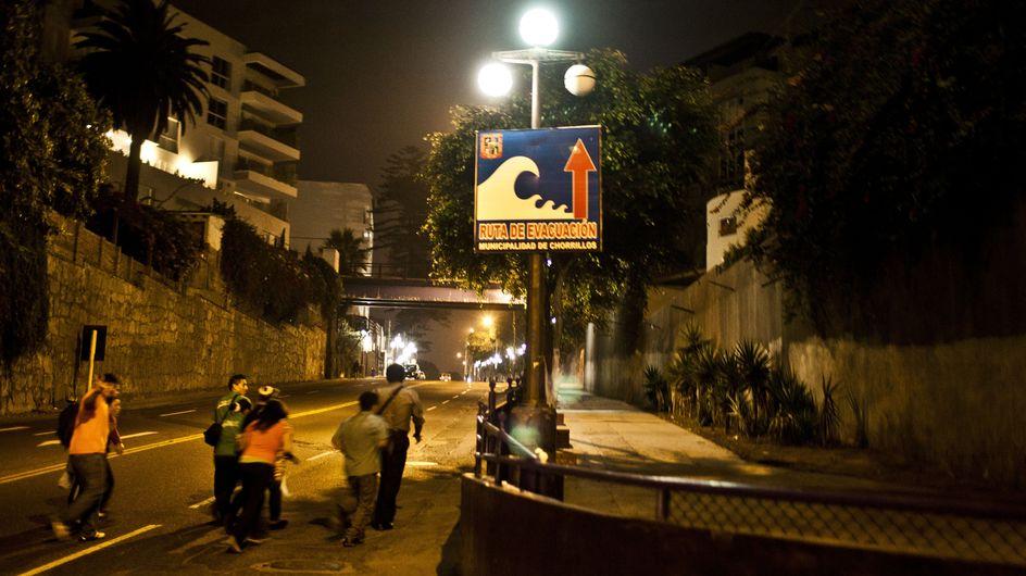 Terremoto di magnitudo 8.2 e tsunami colpiscono il Cile