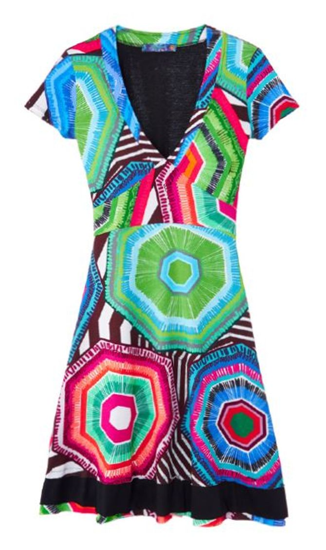 Robe Desigual Collection capsule Amazon.fr