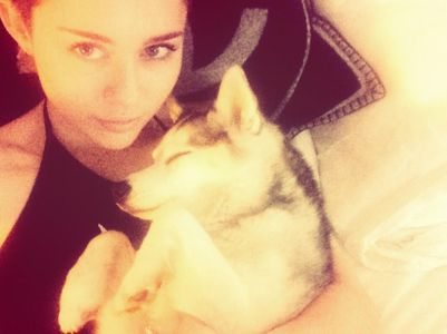 Miley et Floyd