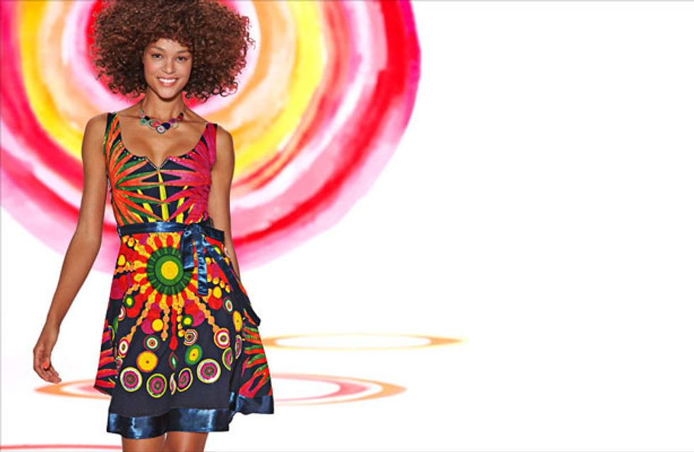 Desigual signe une collection exclusive pour Amazon !