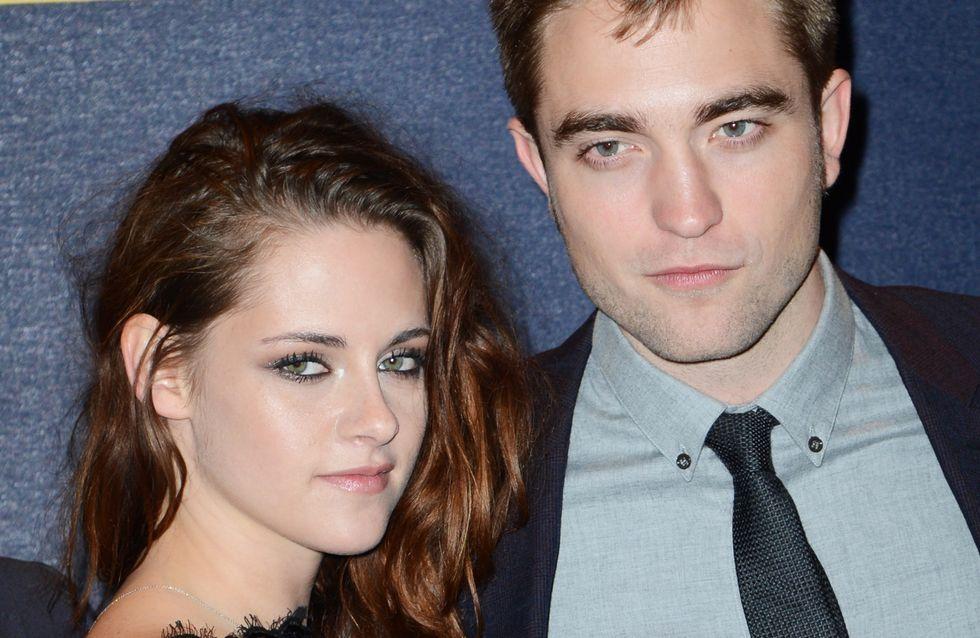 Robert Pattinson et Kristen Stewart : Toujours in love ?
