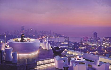 Aer Lounge Four Seasons, Mumbai