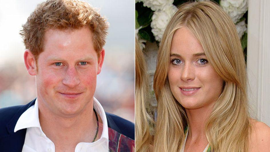 Cressida Bonas : Enceinte pour son mariage avec le prince Harry ?