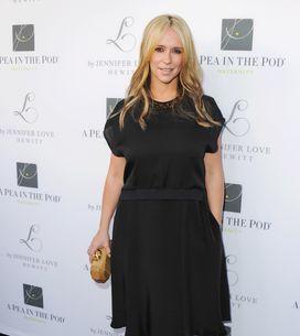 Jennifer Love Hewitt : Pas pressée de perdre ses kilos de grossesse... et c'est