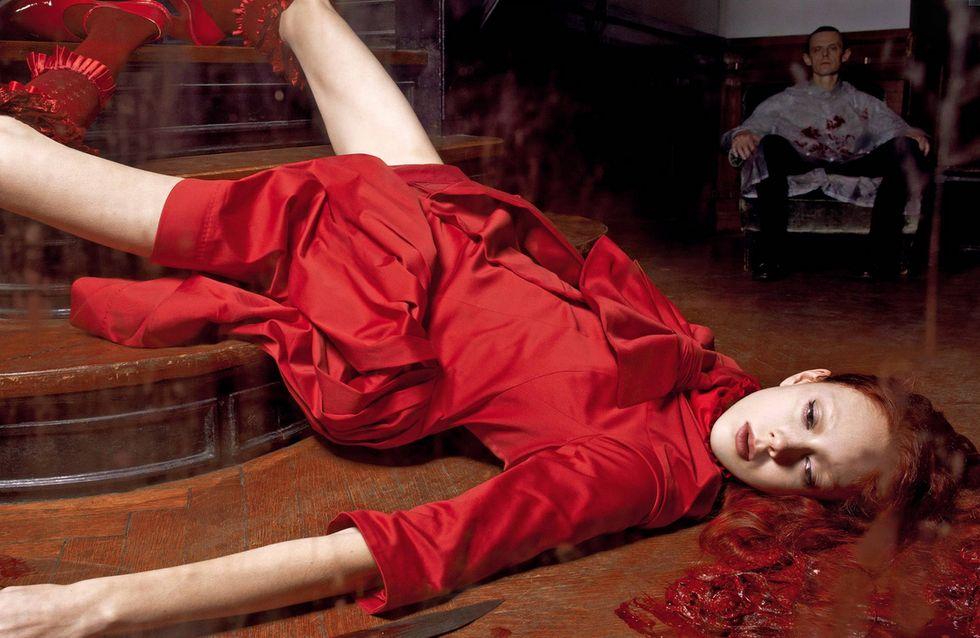 Vogue Italia glamuriza la violencia de género