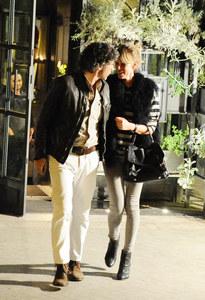 Alessia Marcuzzi e il nuovo compagno Paolo