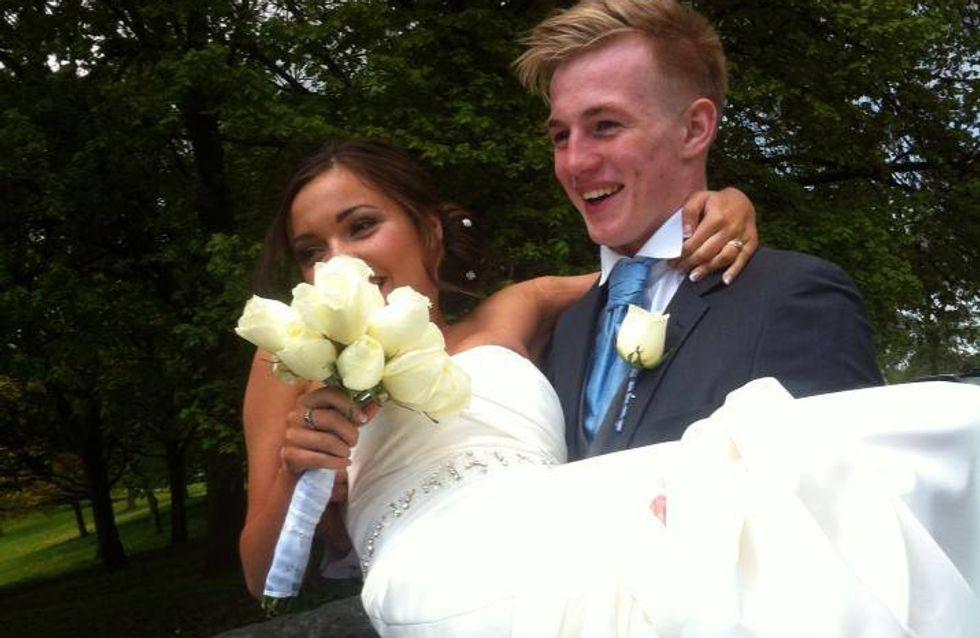 Condamnée par la mucoviscidose, elle obtient l'autorisation de se marier à 16 ans