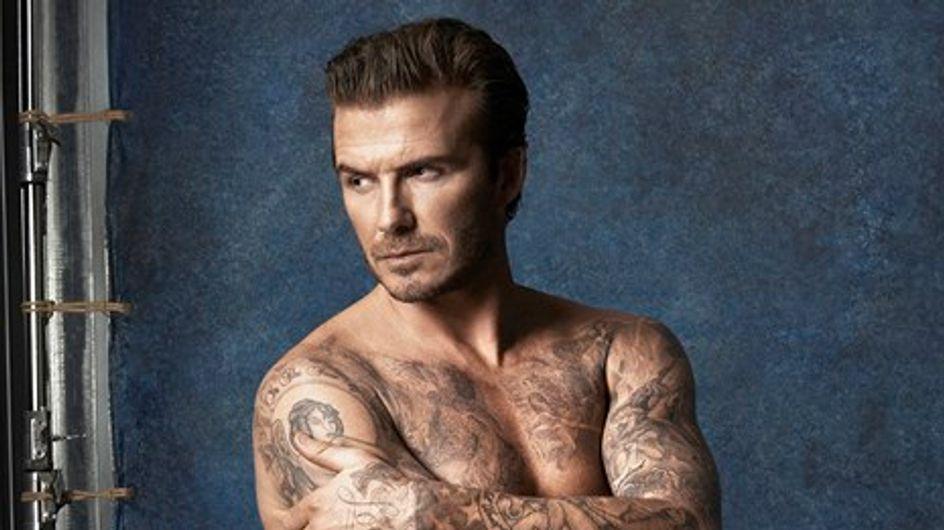 Beckham en maillot de bain, par ici les photos !