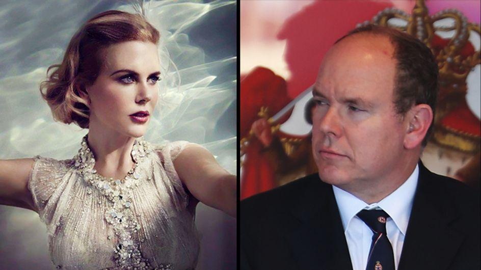 Grace de Monaco : La famille princière de Monaco absente à la première ?