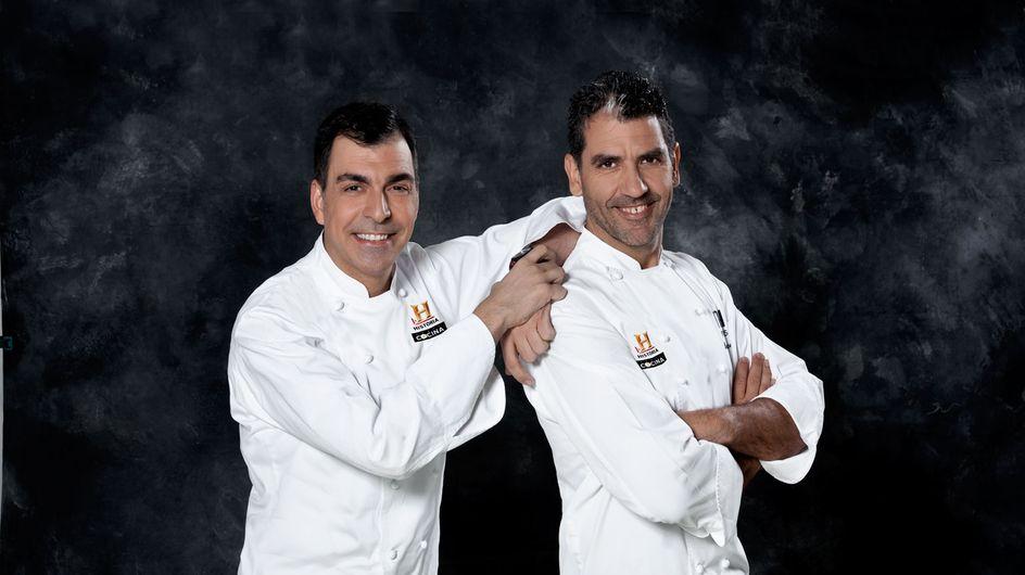 """Paco Roncero y Ramón Freixa reinventan el menú de """"La última cena"""" en un reto televisivo"""