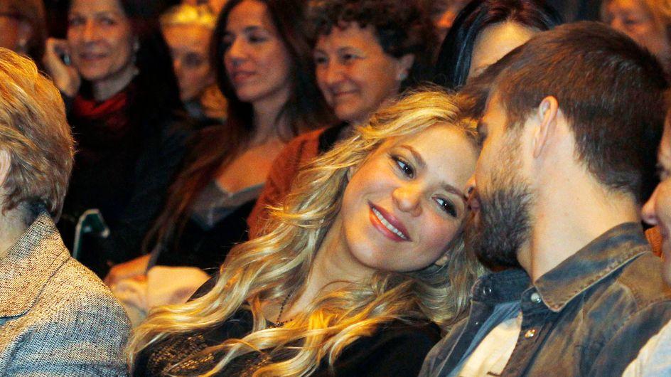 Shakira : Trop proche d'Adam Levine ?