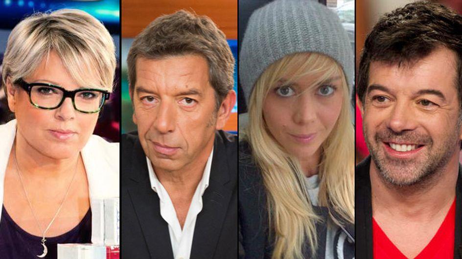 Michel Cymes, Stéphane Plaza, Enora Malagré, Laurence Bocolini : Le meilleur et le pire des animateurs du PAF