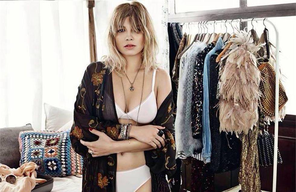 Emma Marrone sexy come non l'avete mai vista. Guarda le foto della cantante in lingerie!