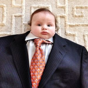 Baby suiting