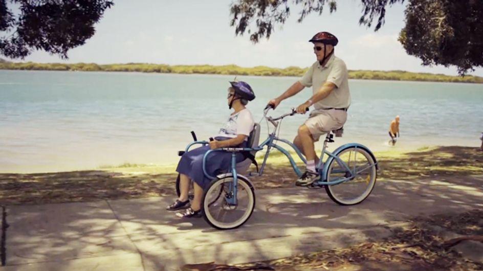 Video/ Questo è il vero amore…lei è malata di Alzheimer, ma rimane sempre la sua principessa